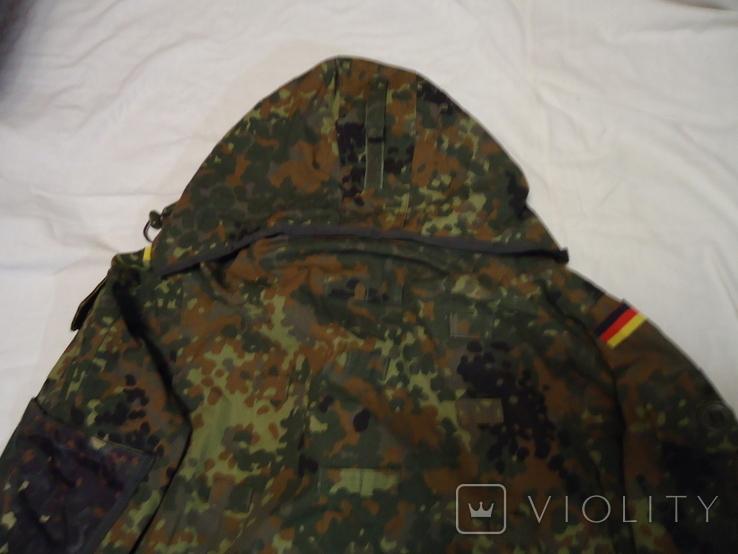 Куртка - парка  MIL-TEC BW SMOCK FLECKTARN, фото №12