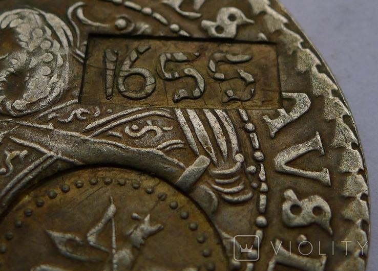 Монета №9. Копия. Звенит. Не магнитится., фото №5