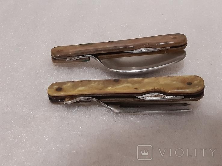 Вилка, ложка, открывалки СССР, фото №10