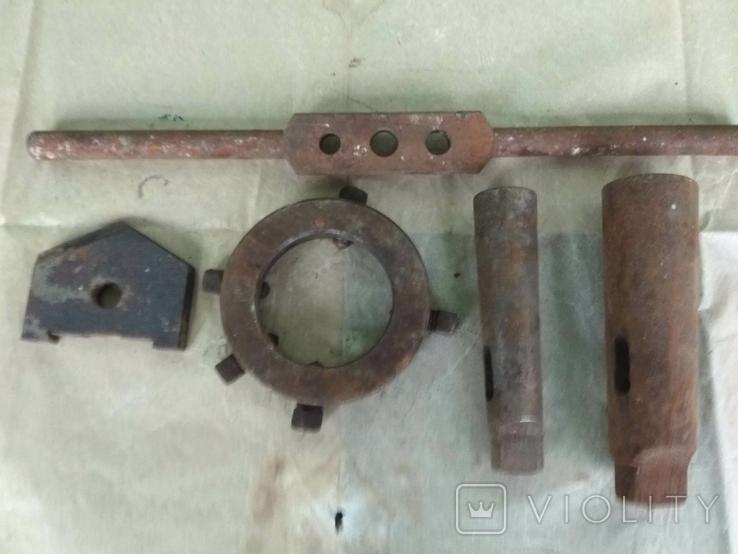 Детали дл токарного станка, фото №6