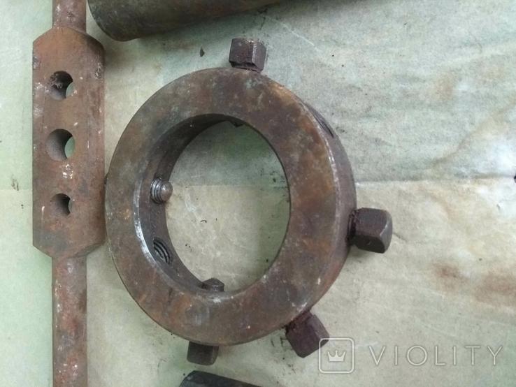 Детали дл токарного станка, фото №8
