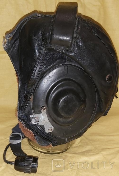 Шлем лётчика, фото №3