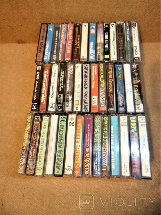 Аудиокассеты, фото №3
