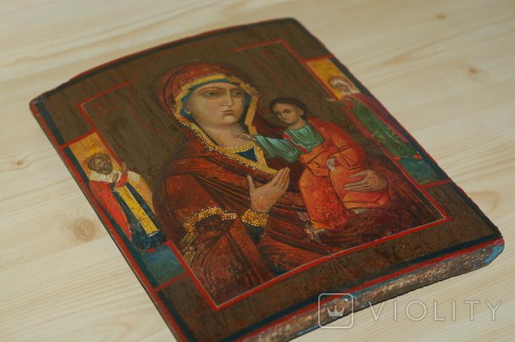 Икона Богородицы Иверская, фото №2