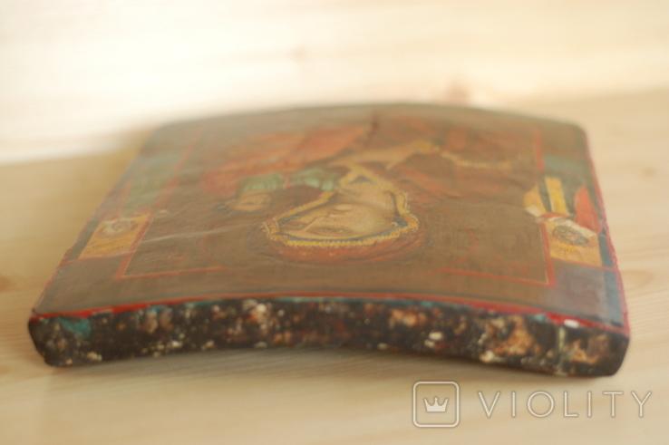 Икона Богородицы Иверская, фото №5