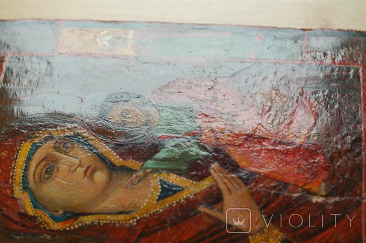 Икона Богородицы Иверская, фото №8