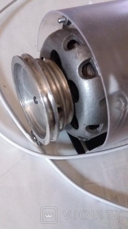 Электодвигатель для часового токарного станка, фото №6