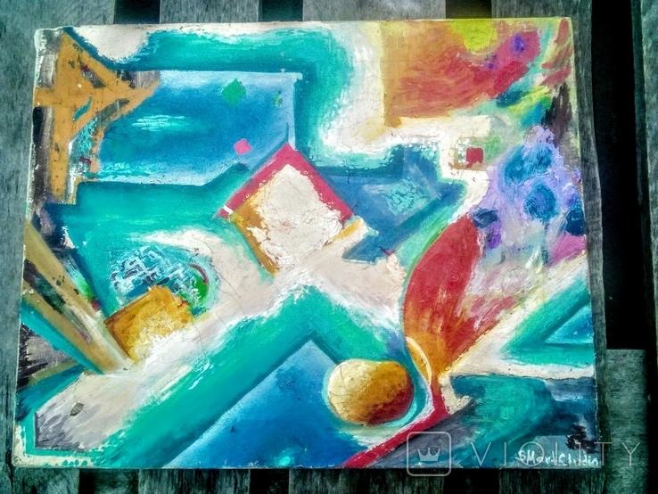 Спонтанная живопись, фото №2