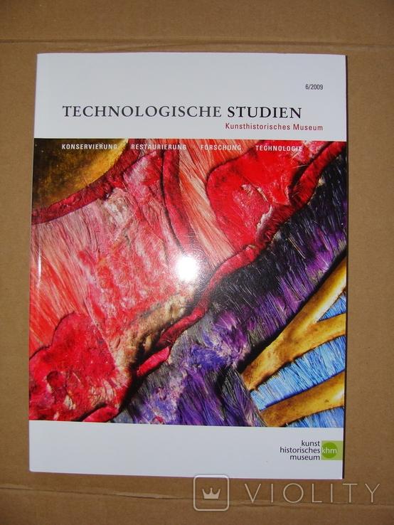 Technologische Studien Band 6/2009. Технологические исследования Том 6/2009, фото №2