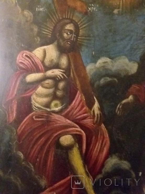 """Ікона """"Свята Трійця"""", фото №5"""