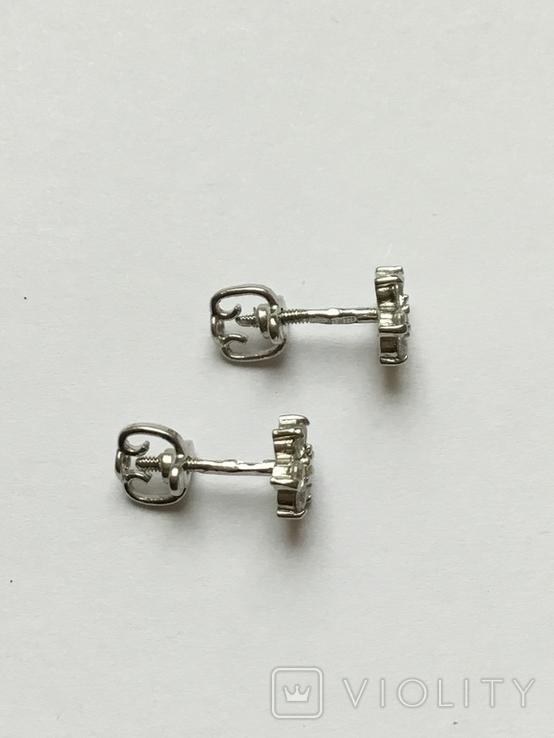 Сережки гвоздики, фото №7