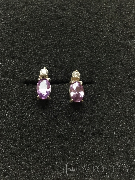 Сережки гвоздики, фото №2