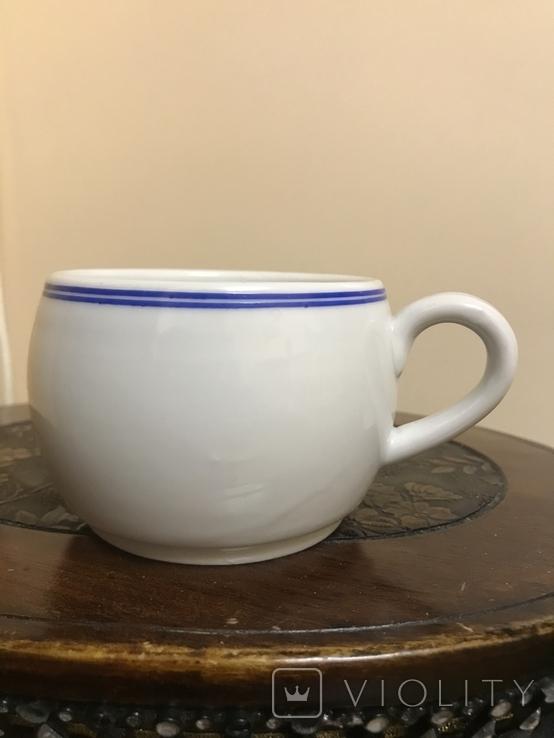 Кофейная чашка DAF. Третий Рейх, свастика., фото №5