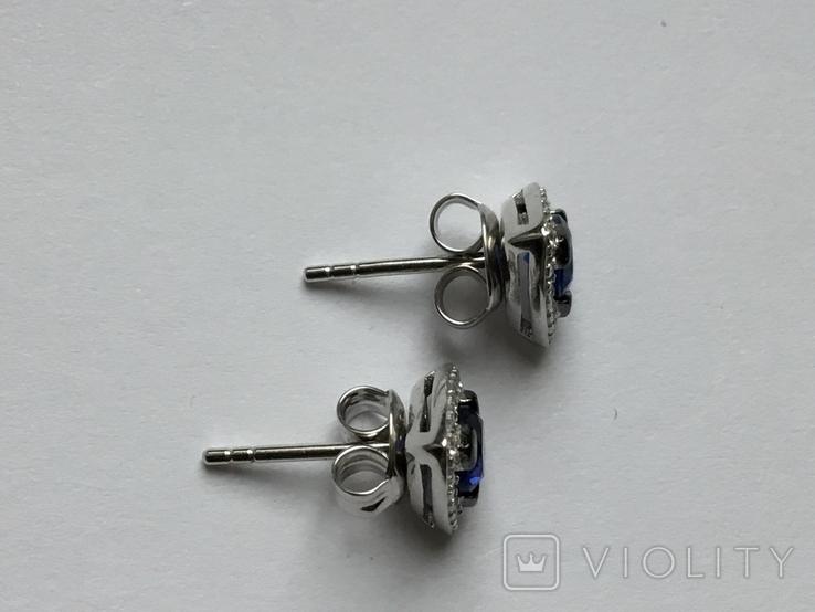 Сережки гвоздики, фото №3