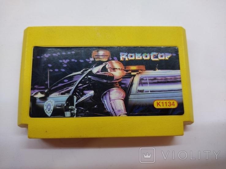Картридж к игровой приставке RoboCop, фото №2