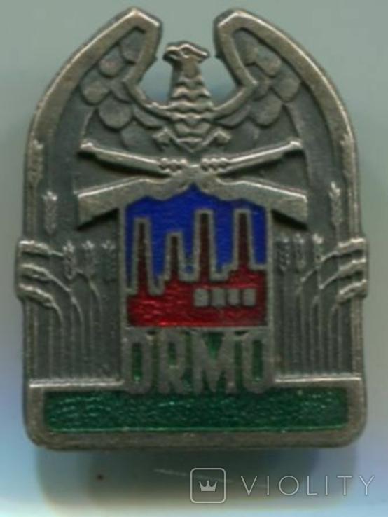 ORMO добровольное общество помощи милиции, фото №2