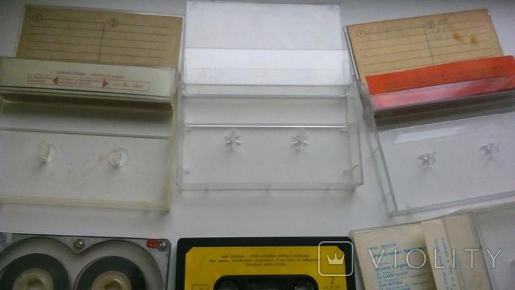 Аудиокассеты Мk-60 Сr O2,Mk-60.2, Mk-60.5,Рок-Ателье - лицензия, фото №7