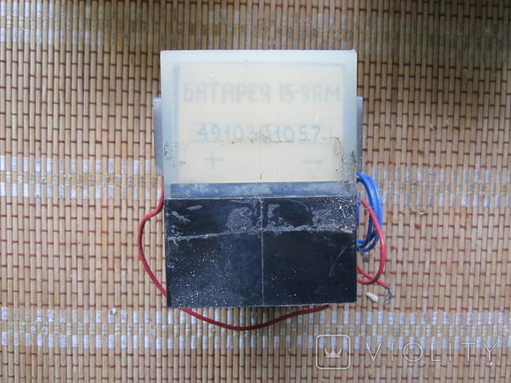 Батарея водоактивируемая. 4 штуки., фото №7