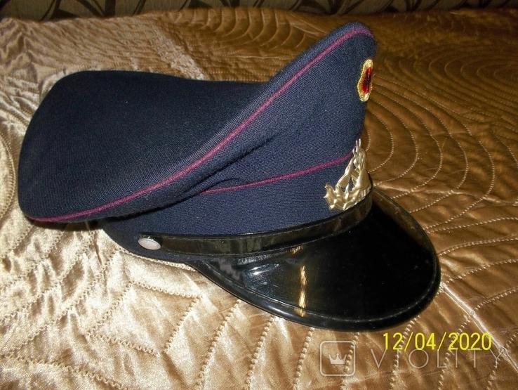 Фуражка  пож.  полиции  .  германия ., фото №7