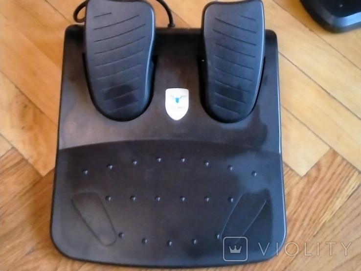 Игровой манипулятор p&d trans wheel fe-8288, фото №3
