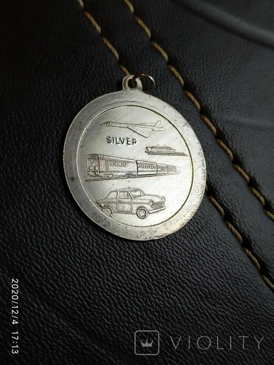 Святой Христофор кулон ладанка, медальйон, фото №5