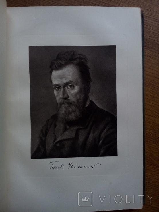 История Русской Литературы 19 века 1910 г., фото №11
