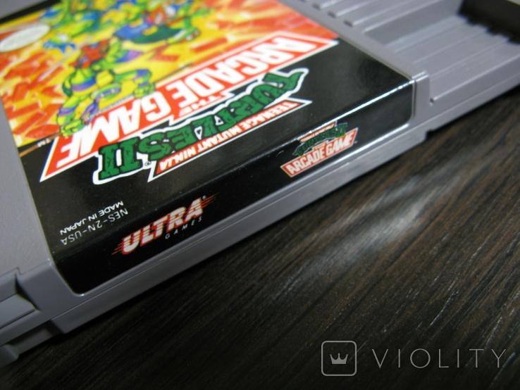 Картридж NES NTSC 2, фото №4