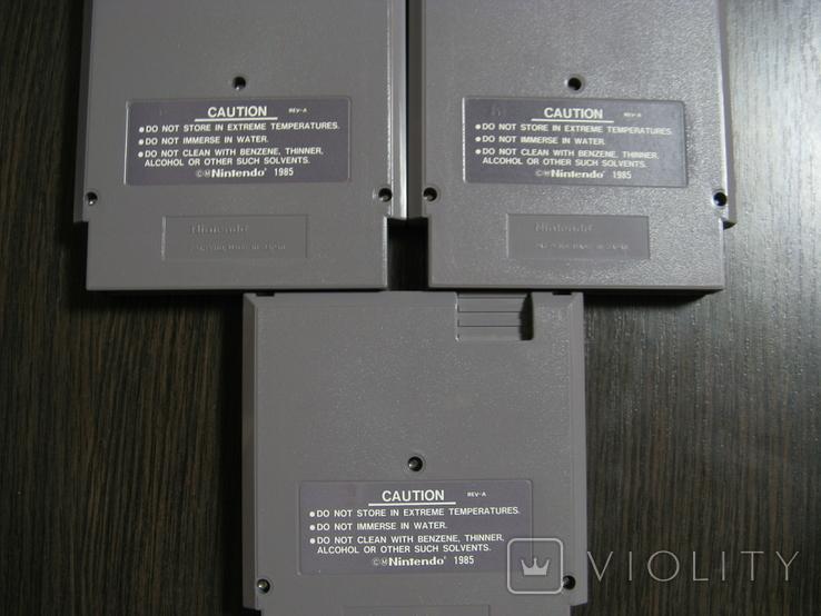 Картридж NES NTSC 2, фото №5