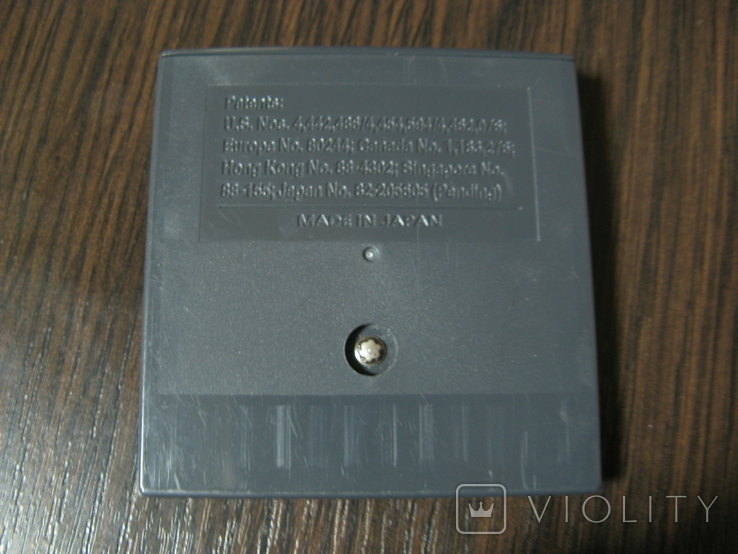 Картридж для SEGA game gear лицензия, фото №4