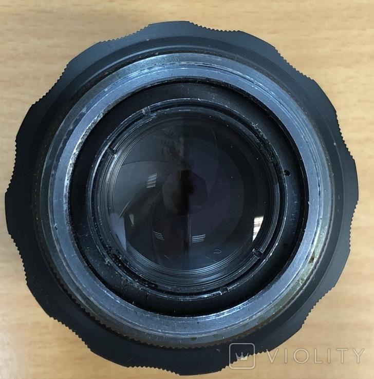 Фотоаппарат Зенит-Е, с объективом Helios 44-2, фото №10