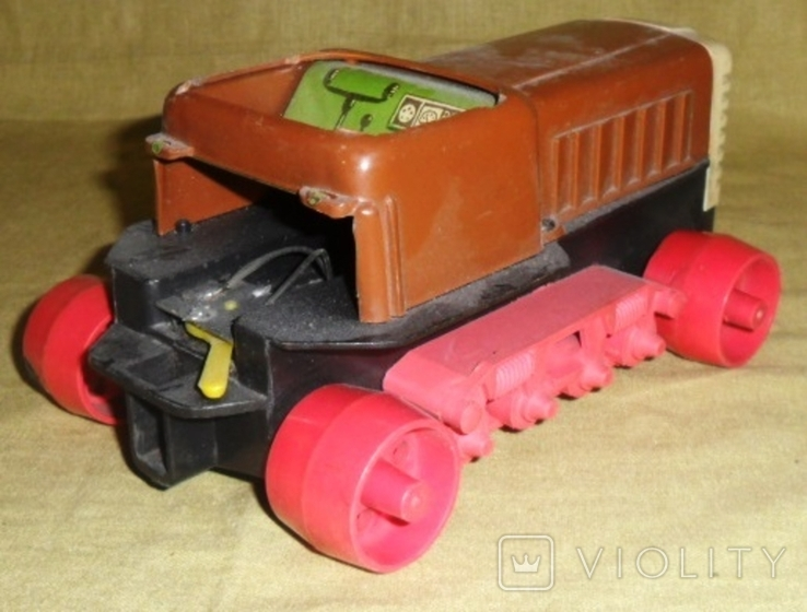 Трактор СССР электромеханическая ремонт, фото №5
