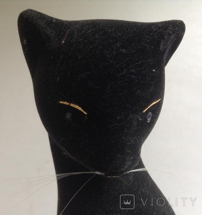 Копилка Кошка. Керамика., фото №6