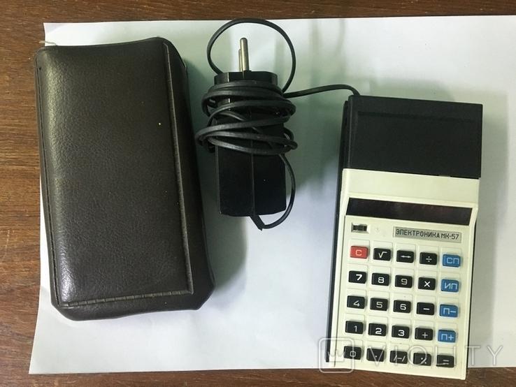 Калькулятор СССР-Электроника МК-57, фото №2