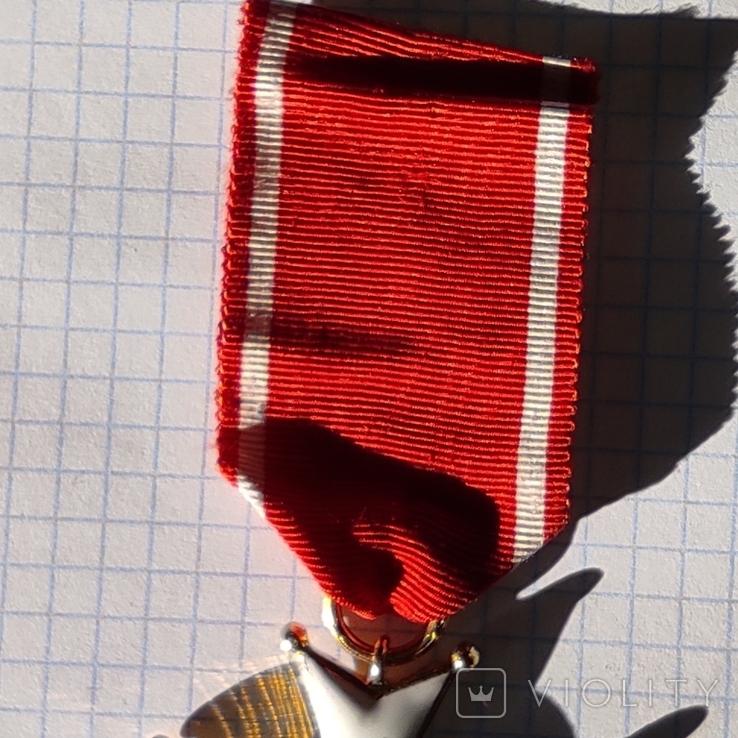 Орден Возрождения Польши. Polonia Restituta. 1944., фото №6