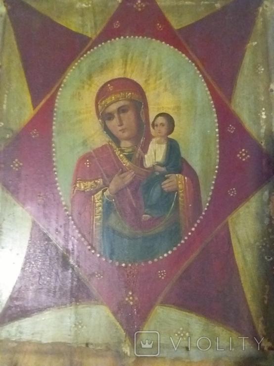 "Ікона ""Неопалимая Купина"", фото №2"
