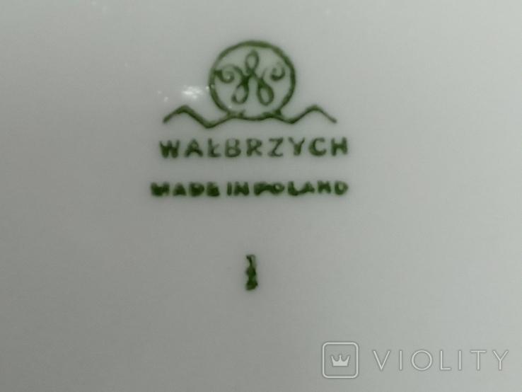 Набор тарелок, Польша (33 предмета), фото №4