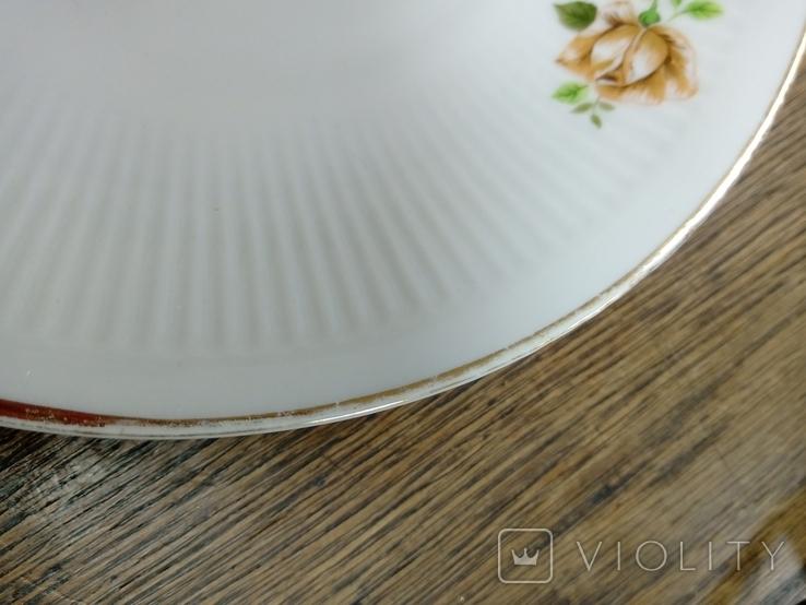 Набор тарелок, Польша (33 предмета), фото №8