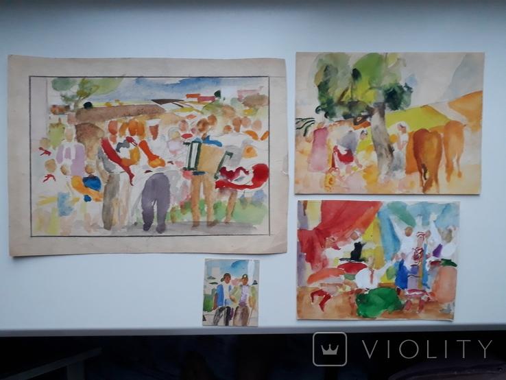 Філіпенко В.В. (3) Жнрові сцени, фото №2