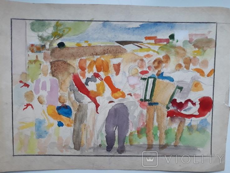 Філіпенко В.В. (3) Жнрові сцени, фото №3