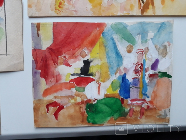 Філіпенко В.В. (3) Жнрові сцени, фото №5
