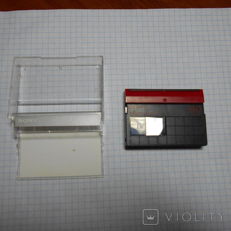 Кассета mini DVD DVM60, фото №3