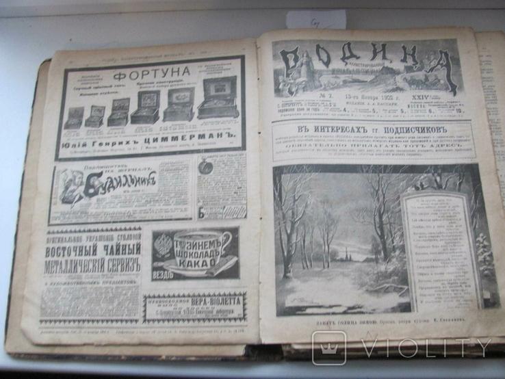 Родина. Комплект за полгода 1902 год. №№ 1 - 26., фото №8