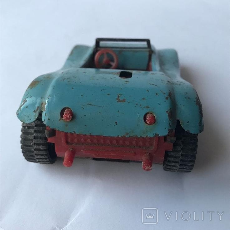 Машинка багги таганрог ссср, фото №6