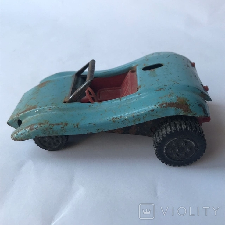 Машинка багги таганрог ссср, фото №7