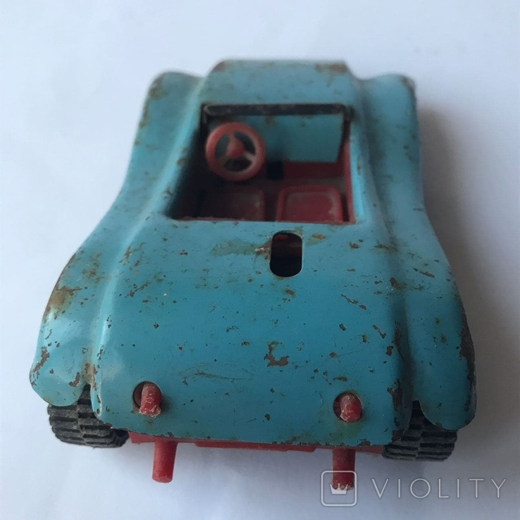 Машинка багги таганрог ссср, фото №11