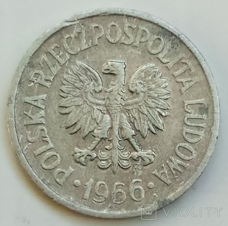 10 грошей 1966 г. Польша, фото №3