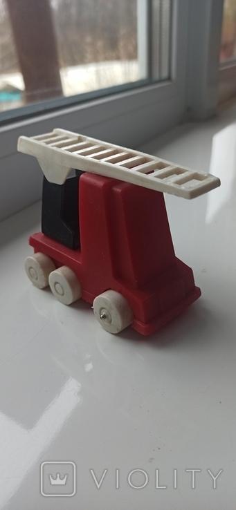 Пожарная машина, фото №4