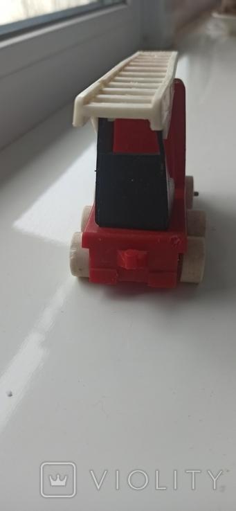 Пожарная машина, фото №6