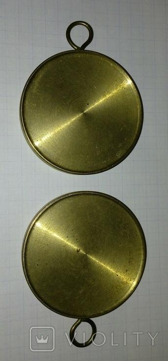 Заготовки для медалей(2 шт), фото №3