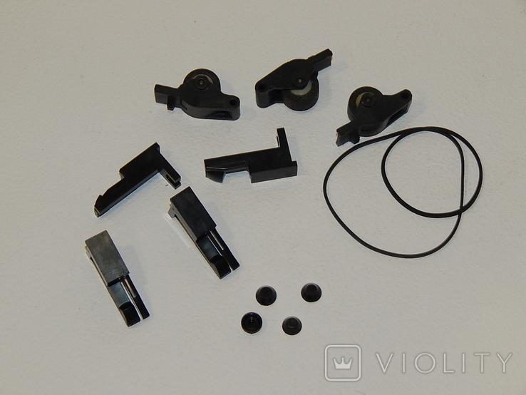 Прижимные ролики направляющие кассетным магнитофоном, фото №4